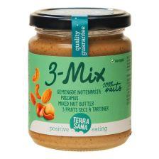 3 Mix - Mischmus ohne Erdnüsse bio (250g)