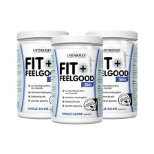 3 x Fit+Feelgood Mahlzeitersatz SLIM (3x430g)