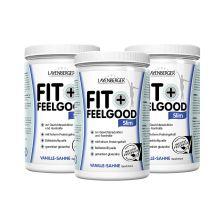 3 x Fit+Feelgood Mahlzeitersatz SLIM (3x396g)