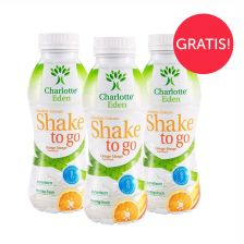 3 x Shake to Go Orange-Mango (3x330ml) - MHD 21.12.2018
