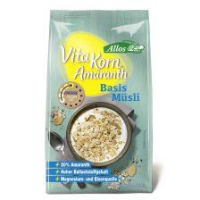 Vita Korn Amaranth Basis Müsli bio (375g)