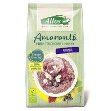 Amaranth Frühstücksbrei Aronia bio (400g)