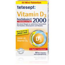 Vitamin D3 2000 (30 Tabletten)