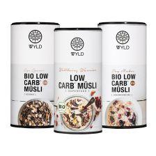 3 x Bio Low Carb* Müsli (3x575g)