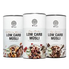 3 x Bio Low Carb* Müesli (3x350g)