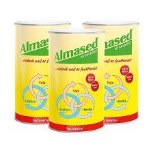 3 x Vitalkost Laktosefrei Pulver Almased (3x500g)
