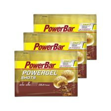 3 x Powergel Shots (3x60g)