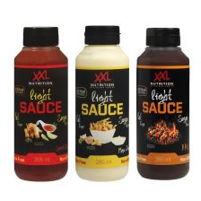 3 x Light Sauce (3x265ml)
