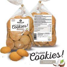 Protein Cookies - 160g - Coconut