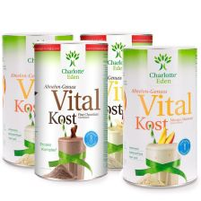 4 x Stoffwechsel Vital-Kost (4x490g)