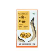 Reis-Kleie glutenfrei Bio (200g)