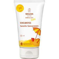 Edelweiss Sensitiv Sonnemilch LSF 30 (150ml)