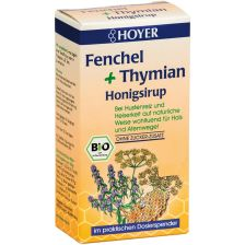 Fenchel & Thymian Honigsirup bio (250ml)