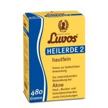 Heilerde 2 hautfein (480g)