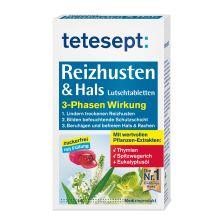 Reizhusten & Hals Lutschtabletten 3-Phasen (20 Tabletten)