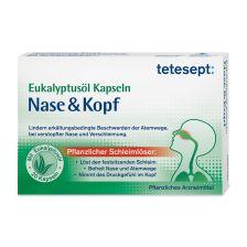 Eukalyptusöl Kapseln Nase & Kopf (20 Kapseln)