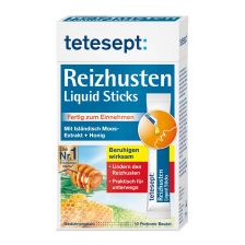 Reizhusten Liquid Sticks (10x5ml)