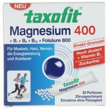 Magnesium 400 (20 Portionen)