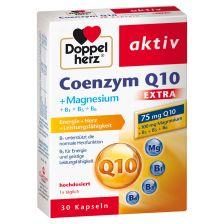 Coenzym Q10 Extra + Magnesium (30 Kapseln)