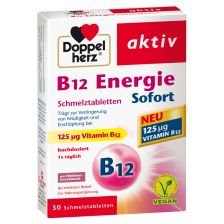 B12 Energie Sofort (30 Tabletten)