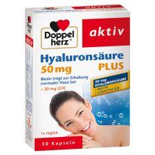 Hyaluronsäure 50 mg plus (30 Kapseln)