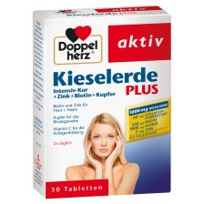 Kieselerde Plus Intensiv Kur (30 Tabletten)