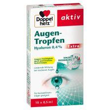 Augen-Tropfen Hyaluron Extra 0,4% (10x0,5ml)
