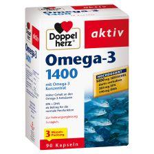 Omega-3 1400 (90 Kapseln)
