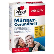双心男性综合营养健康软胶囊 30粒  Männer-Gesundheit (30 Kapseln)