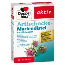 Artischocke + Mariendistel (30 Kapseln)