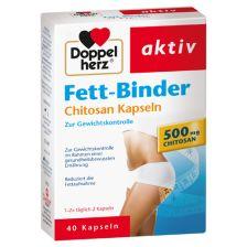 Fett-Binder Chitosan (40 Kapseln)