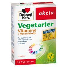 Vegetarier Vitamine + Mineralstoffe (30 Tabletten)