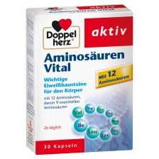 Aminosäuren Vital (30 Kapseln)