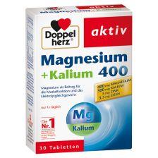 Magnesium + Kalium 400 (30 Tabletten)