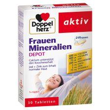 Frauen Mineralien Depot (30 Tabletten)