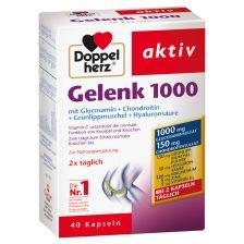 双心高级骨胶原1000胶囊 40粒  Gelenk 1000 (40 Kapseln)