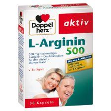 L-Arginin 500 (30 Kapseln)