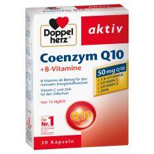 双心辅酶Q10+B族维生素胶囊 30粒  Coenzym Q10 (30 Kapseln)