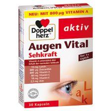 Augen Vital Kapseln (30 Kapseln)