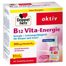 B12 Vita-Energie Trinkampullen (30x10ml)
