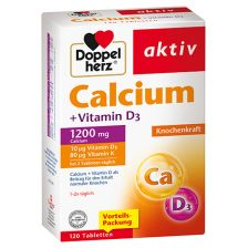 Calcium + D3 (1200 mg) (120 Tabletten)