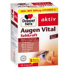 Augen Vital Sehkraft (90 Kapseln)