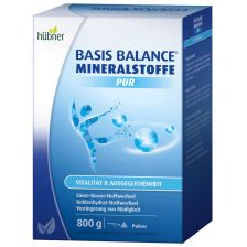 Basis Balance Mineralstoffe Pur (800g)