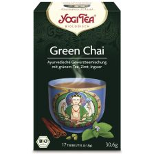 Green Chai Tee bio (17 Beutel)
