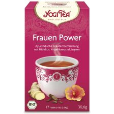 Yogi Tee Frauen Power bio (17 Beutel)