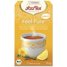 Yogi Tee Feel Pure Zitrone bio (17 Beutel)