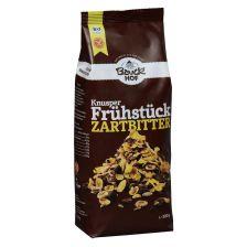 Zartbitter Knusper Frühstück glutenfrei bio (300g)
