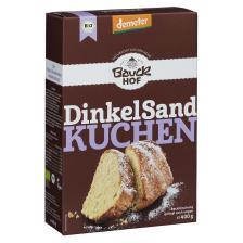 3 x Dinkel Sandkuchen demeter (3x400g)