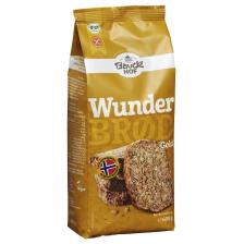 Bio Backmischung Wunderbrød Gold (600g)