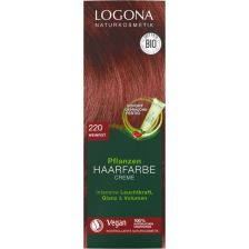Pflanzen Haarfarbe Creme 220 weinrot (150ml)